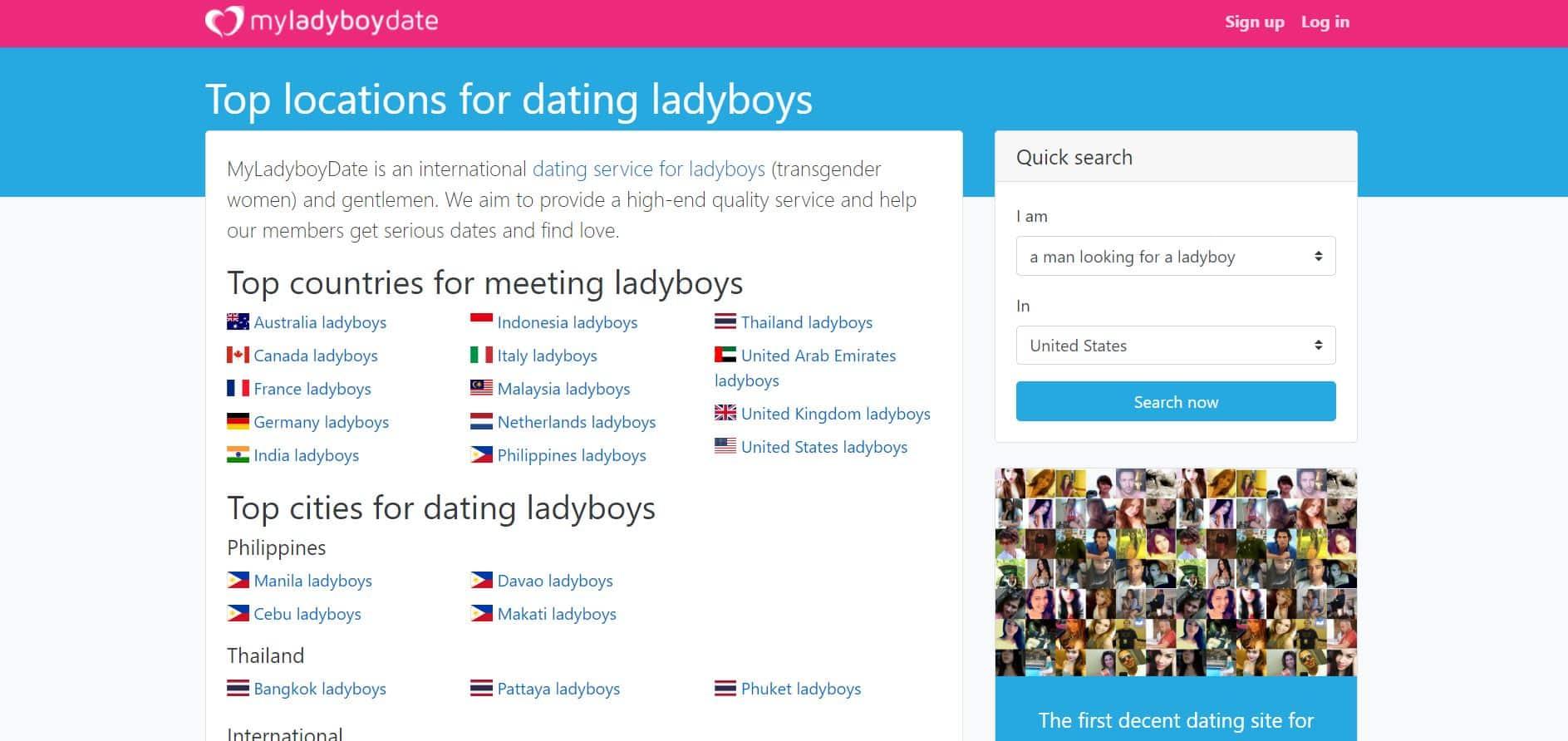 My Ladyboy Date Geschichte